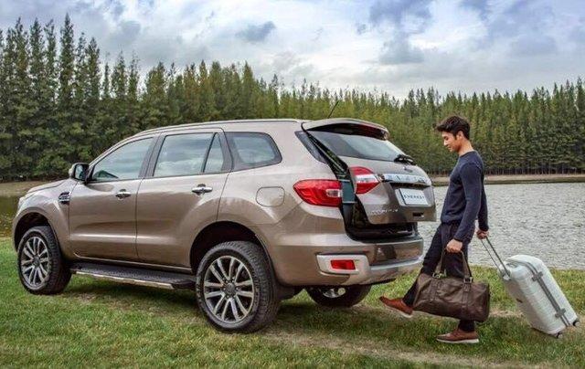 Ford Everest 2019 đủ màu-giao ngay, tặng bộ phụ kiện giá trị, LH: 09393364530