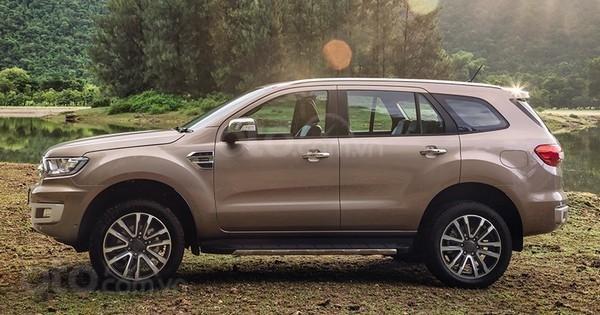 Ford Everest 2019 đủ màu-giao ngay, tặng bộ phụ kiện giá trị, LH: 09393364532
