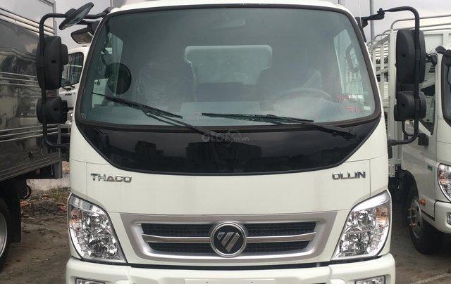 [ Thaco Lái Thiêu ] Bán xe tải Ollin 3,5 tấn, hỗ trợ trả góp 70%. LH 0938.933.7531