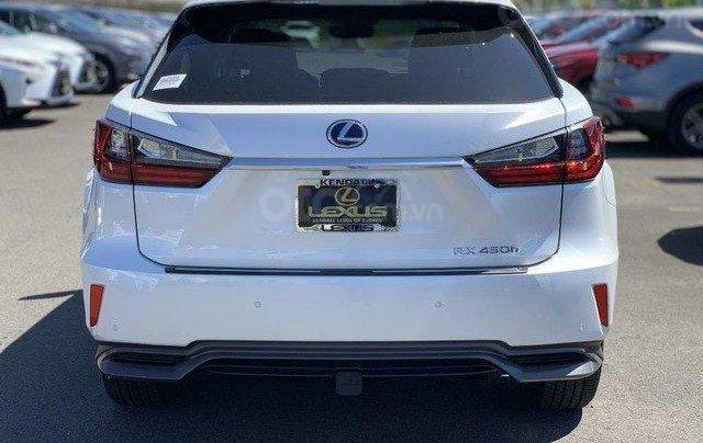 Cần bán xe Lexus RX 450h hybrid sản xuất năm 2020, màu trắng, nhập khẩu Mỹ, mới 100%. LH: 0982.84.28382