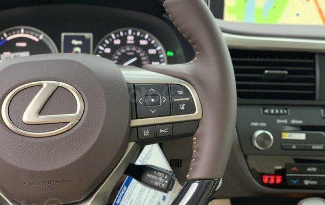 Cần bán xe Lexus RX 450h hybrid sản xuất năm 2020, màu trắng, nhập khẩu Mỹ, mới 100%. LH: 0982.84.28386