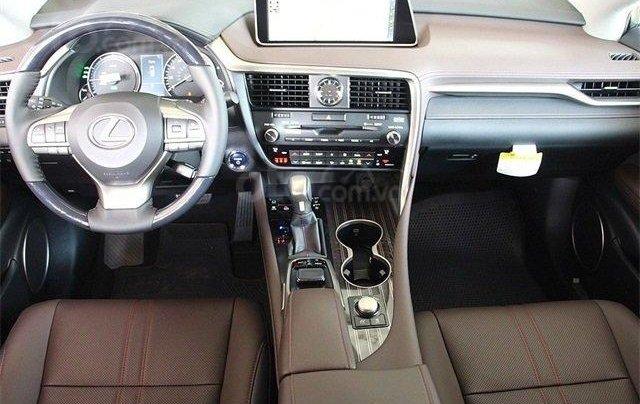 Cần bán xe Lexus RX 450h hybrid sản xuất năm 2020, màu trắng, nhập khẩu Mỹ, mới 100%. LH: 0982.84.283811