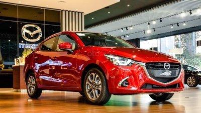 Mazda 2 Luxury 1.5L nhập khẩu Thái Lan - Giá tốt – Ưu đãi lên đến 70tr - Hỗ trợ vay 80%0