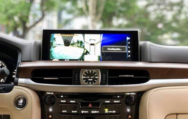 Lexus LX 570 Mỹ 2020 vàng cát, Hà Nội. Giá tốt nhất thị trường5