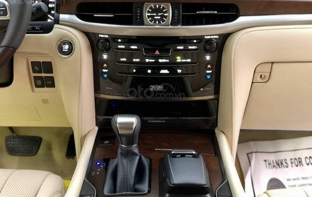 Lexus LX 570 Mỹ 2020 vàng cát, Hà Nội. Giá tốt nhất thị trường6