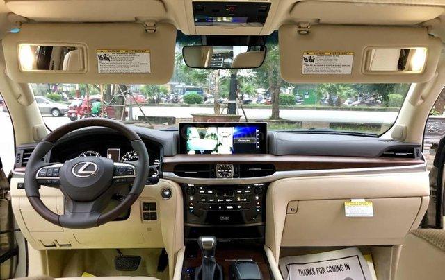 Lexus LX 570 Mỹ 2020 vàng cát, Hà Nội. Giá tốt nhất thị trường7