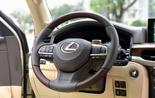 Lexus LX 570 Mỹ 2020 vàng cát, Hà Nội. Giá tốt nhất thị trường11