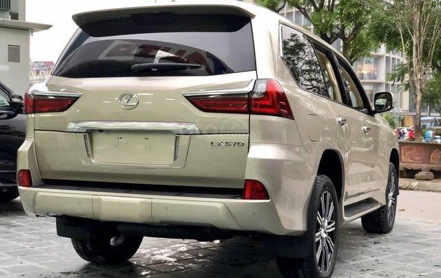 Lexus LX 570 Mỹ 2020 vàng cát, Hà Nội. Giá tốt nhất thị trường4