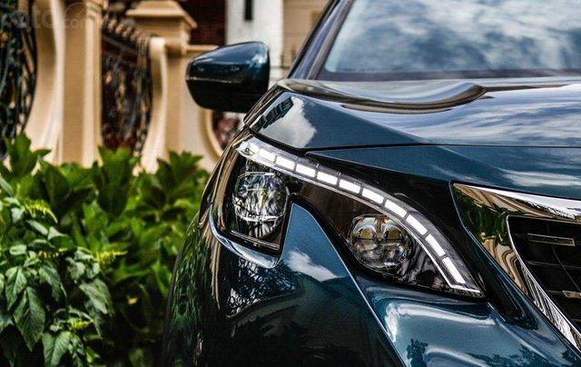 Với 420 triệu sở hữu ngay Peugeot 5008 7 chỗ 2019, bảo hành lên tới 5 năm0