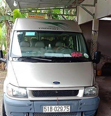 Cần bán Ford Transit 2.4L năm sản xuất 2005, màu bạc4