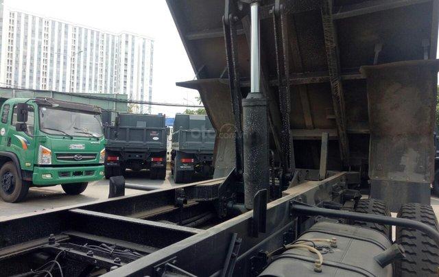 Bán xe ben Howo ga cơ 9T5 thùng 7.2 khối giá rẻ4