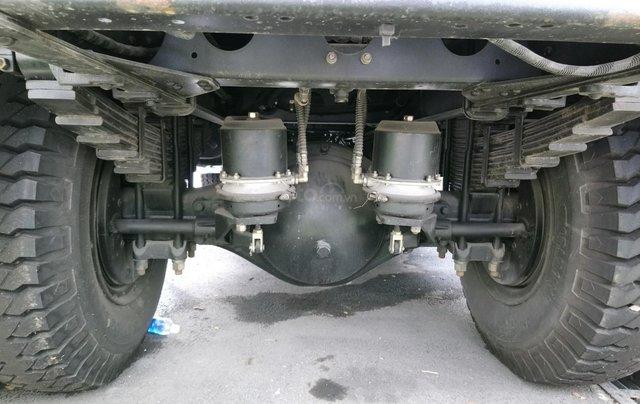 Bán xe ben Howo ga cơ 9T5 thùng 7.2 khối giá rẻ6