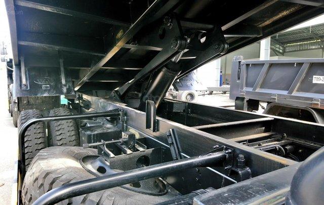 Bán xe ben Howo ga cơ 9T5 thùng 7.2 khối giá rẻ1