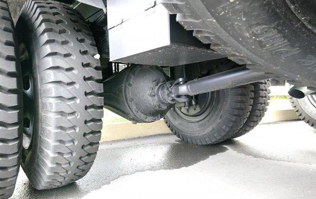 Bán xe ben Howo ga cơ 9T5 thùng 7.2 khối giá rẻ2