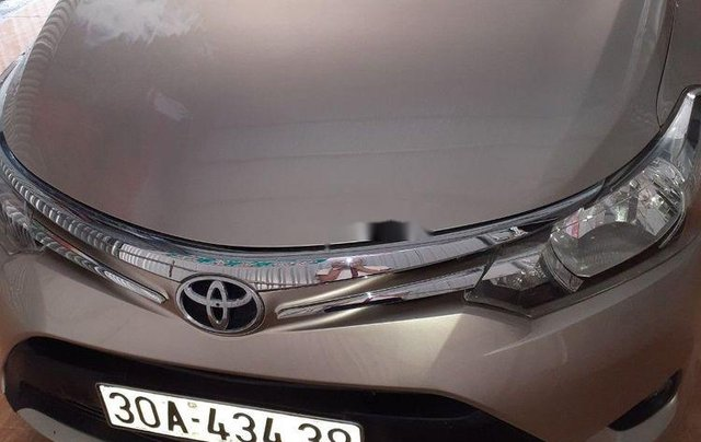 Bán xe Toyota Vios đời 2014 giá cạnh tranh4