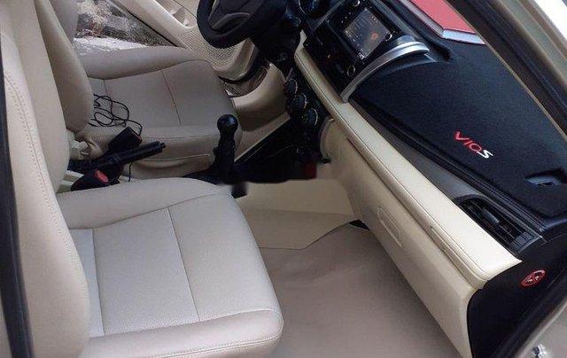 Bán xe Toyota Vios đời 2014 giá cạnh tranh5