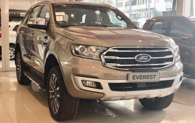 Ford Everest Biturbo 2019 giá tốt nhất, khuyến mãi 60 triệu0