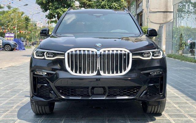 Bán BMW X7 xDrive 40i 2020 Hồ Chí Minh, giá tốt giao xe ngay toàn quốc0