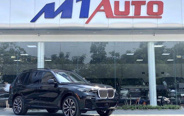 Bán BMW X7 xDrive 40i 2020 Hồ Chí Minh, giá tốt giao xe ngay toàn quốc5