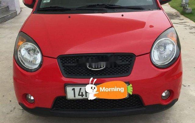 Cần bán xe Kia Morning SLX AT đời 2009, nhập khẩu0