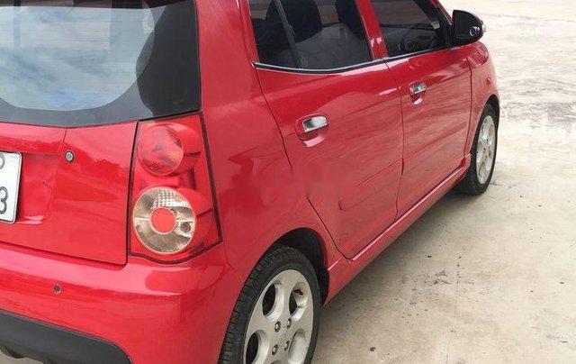 Cần bán xe Kia Morning SLX AT đời 2009, nhập khẩu4