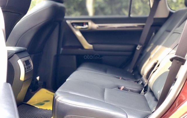 Bán Lexus GX460 đời 2016 màu đỏ Rubi, xe chính hãng, Mr Huân 0981.0101.6110