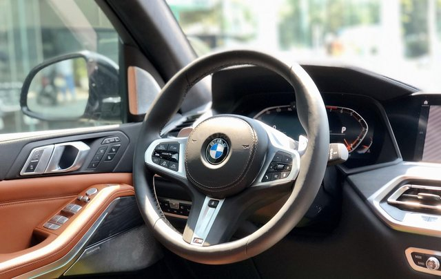 Bán BMW X7 XDrive40i M-Sport sản xuất năm 2019 full kịch option, màu đen, xe nhập Mỹ, LH 0982.84.28386