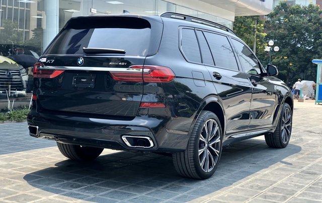 Bán BMW X7 XDrive40i M-Sport sản xuất năm 2019 full kịch option, màu đen, xe nhập Mỹ, LH 0982.84.28384
