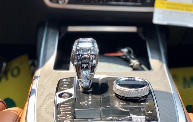 Bán BMW X7 XDrive40i M-Sport sản xuất năm 2019 full kịch option, màu đen, xe nhập Mỹ, LH 0982.84.28387