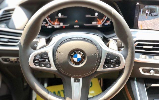Bán BMW X7 XDrive40i M-Sport sản xuất năm 2019 full kịch option, màu đen, xe nhập Mỹ, LH 0982.84.28388