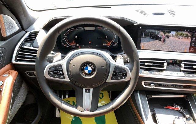 Bán BMW X7 XDrive40i M-Sport sản xuất năm 2019 full kịch option, màu đen, xe nhập Mỹ, LH 0982.84.28389