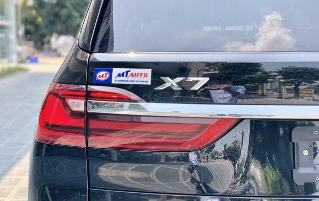 Bán BMW X7 XDrive40i M-Sport sản xuất năm 2019 full kịch option, màu đen, xe nhập Mỹ, LH 0982.84.283811
