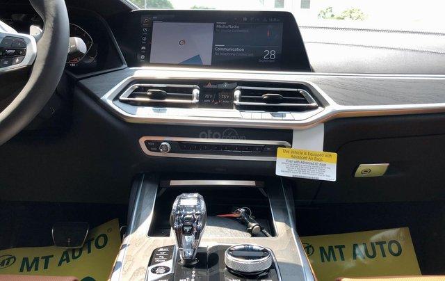 Bán BMW X7 XDrive40i M-Sport sản xuất năm 2019 full kịch option, màu đen, xe nhập Mỹ, LH 0982.84.283813
