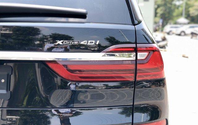 Bán BMW X7 XDrive40i M-Sport sản xuất năm 2019 full kịch option, màu đen, xe nhập Mỹ, LH 0982.84.283815