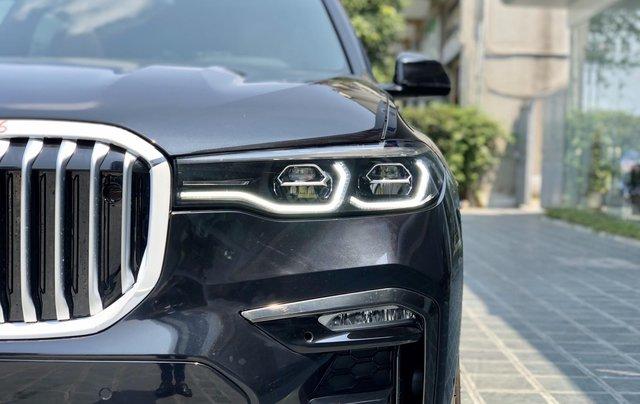 Bán BMW X7 XDrive40i M-Sport sản xuất năm 2019 full kịch option, màu đen, xe nhập Mỹ, LH 0982.84.283816