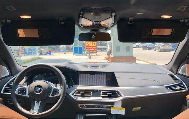 Bán BMW X7 XDrive40i M-Sport sản xuất năm 2019 full kịch option, màu đen, xe nhập Mỹ, LH 0982.84.283818