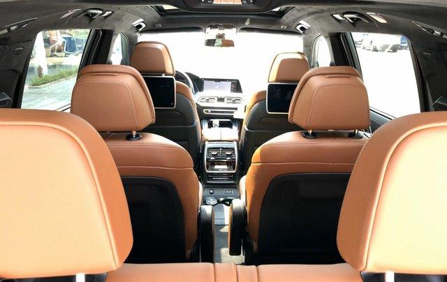 Bán BMW X7 XDrive40i M-Sport sản xuất năm 2019 full kịch option, màu đen, xe nhập Mỹ, LH 0982.84.283819
