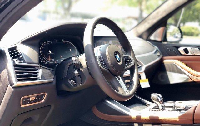 Bán BMW X7 XDrive40i M-Sport sản xuất năm 2019 full kịch option, màu đen, xe nhập Mỹ, LH 0982.84.283821