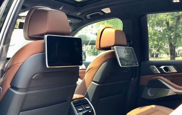 Bán BMW X7 XDrive40i M-Sport sản xuất năm 2019 full kịch option, màu đen, xe nhập Mỹ, LH 0982.84.283823
