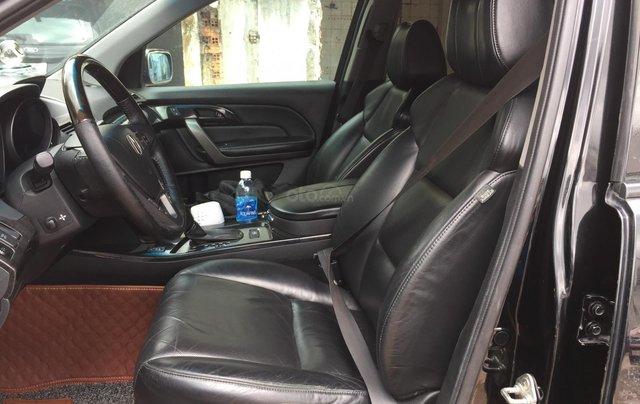 Bán xe Acura MDX SH-AWD đời 2007 màu đen3