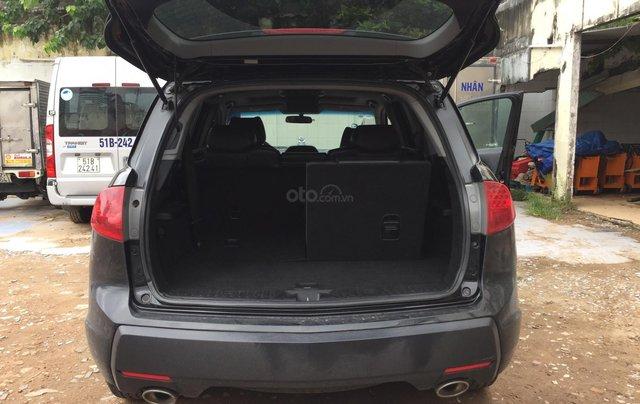 Bán xe Acura MDX SH-AWD đời 2007 màu đen7