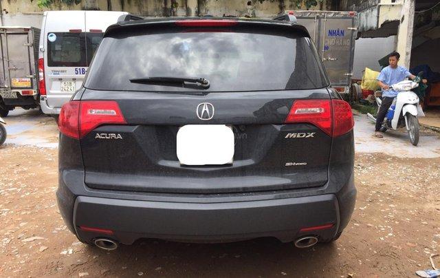 Bán xe Acura MDX SH-AWD đời 2007 màu đen11