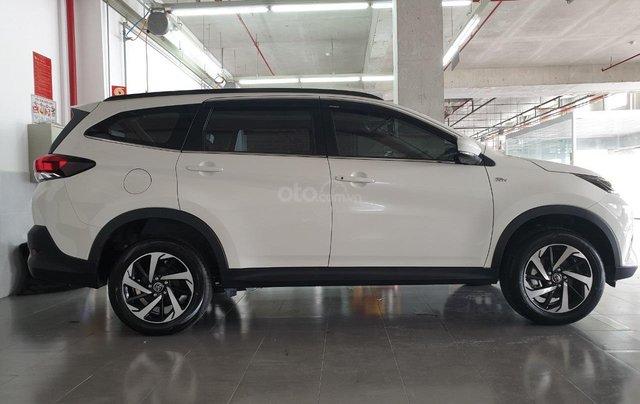 Toyota Rush 1.5S AT 2019 màu trắng, trả trước 200tr nhận xe ngay2