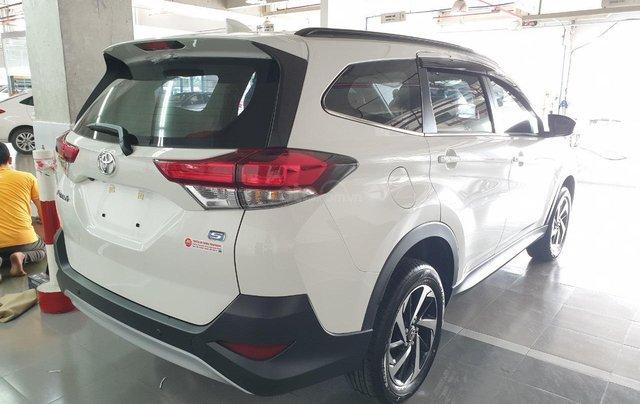 Toyota Rush 1.5S AT 2019 màu trắng, trả trước 200tr nhận xe ngay4