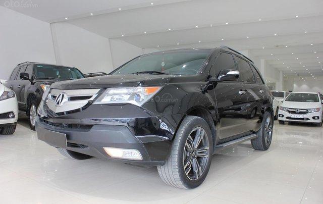 Bán ô tô Acura MDX 3.7AT năm 2007, màu đen, xe đẹp, nhập Canada10