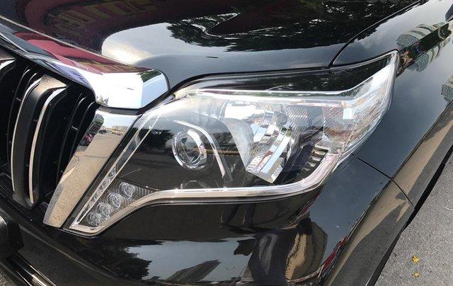 Toyota Land Cruiser Prado TXL 2.7L màu đen, sản xuất 2014, biển Hà Nội10