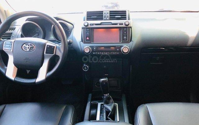 Toyota Land Cruiser Prado TXL 2.7L màu đen, sản xuất 2014, biển Hà Nội4
