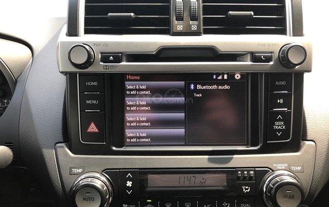 Toyota Land Cruiser Prado TXL 2.7L màu đen, sản xuất 2014, biển Hà Nội9