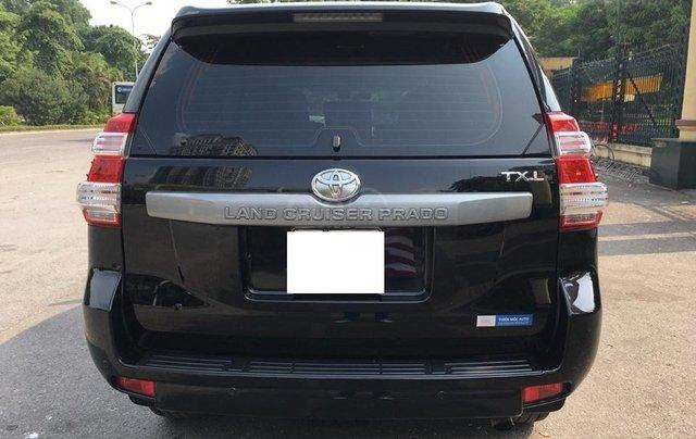 Toyota Land Cruiser Prado TXL 2.7L màu đen, sản xuất 2014, biển Hà Nội3