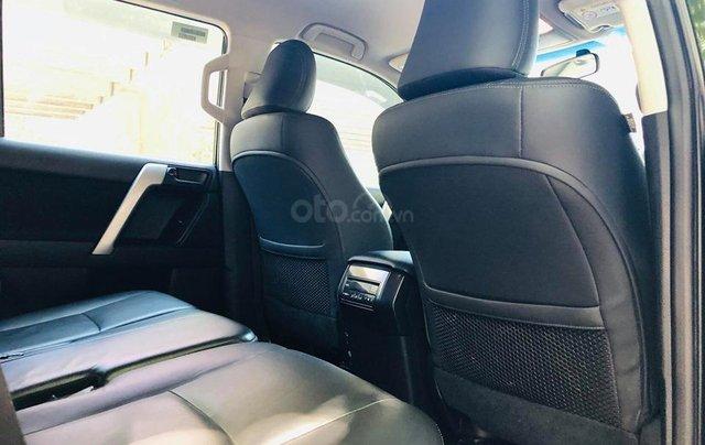 Toyota Land Cruiser Prado TXL 2.7L màu đen, sản xuất 2014, biển Hà Nội5